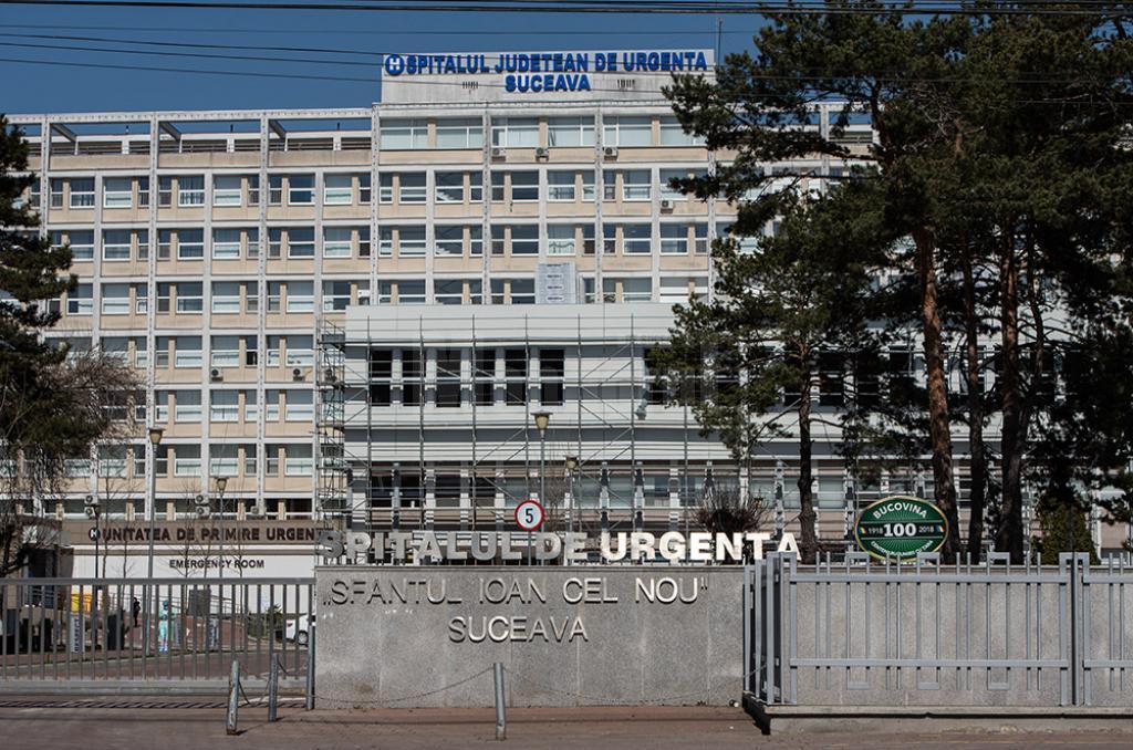 Spitalul de Urgenta Suceava se redeschide pentru pacientii non Covid din 2 iunie