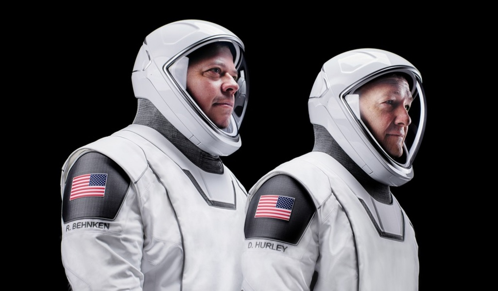 FOTO Lansarea Nasa SpaceX şi evoluţia costumului de zbor
