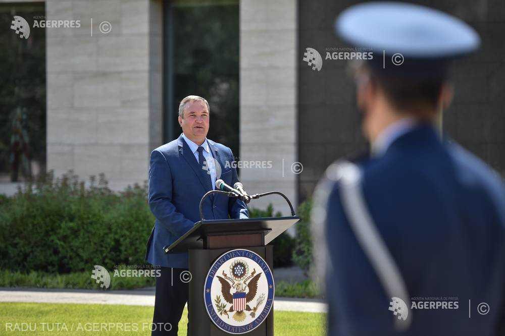 VIDEO Nicolae Ciucă: Parteneriatul Strategic cu SUA – pilon esenţial al securităţii României