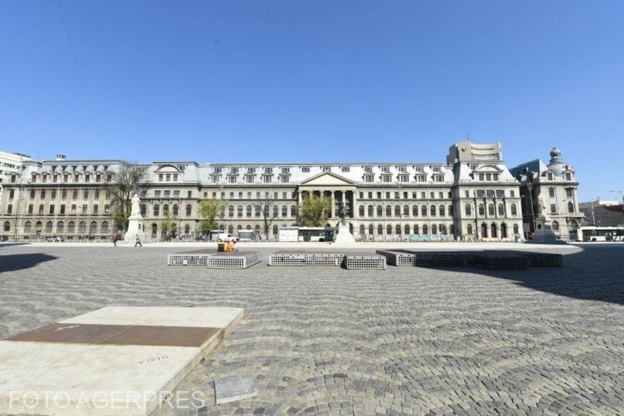 Clădirea Universității din București și clădirea Mihai Eminescu din cadrul ASE vor fi reabilitate pentru sute de milioane de lei- UPDATE