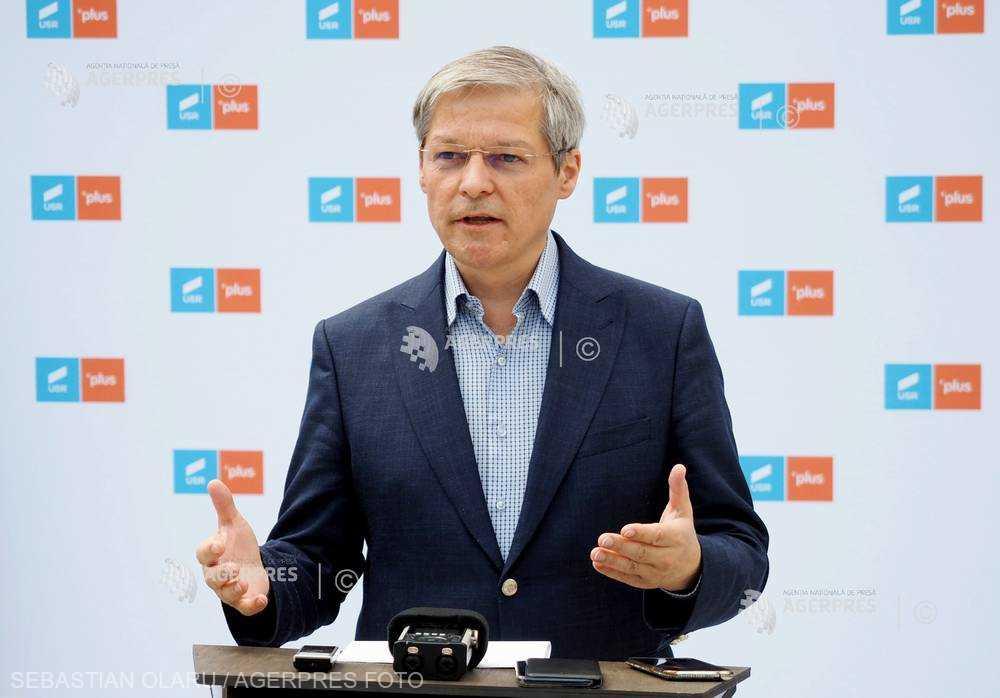 AlegeriLocale2020/Cioloş: USR PLUS nu vine doar cu candidaţi cu un discurs şi cu acuze, ci cu..