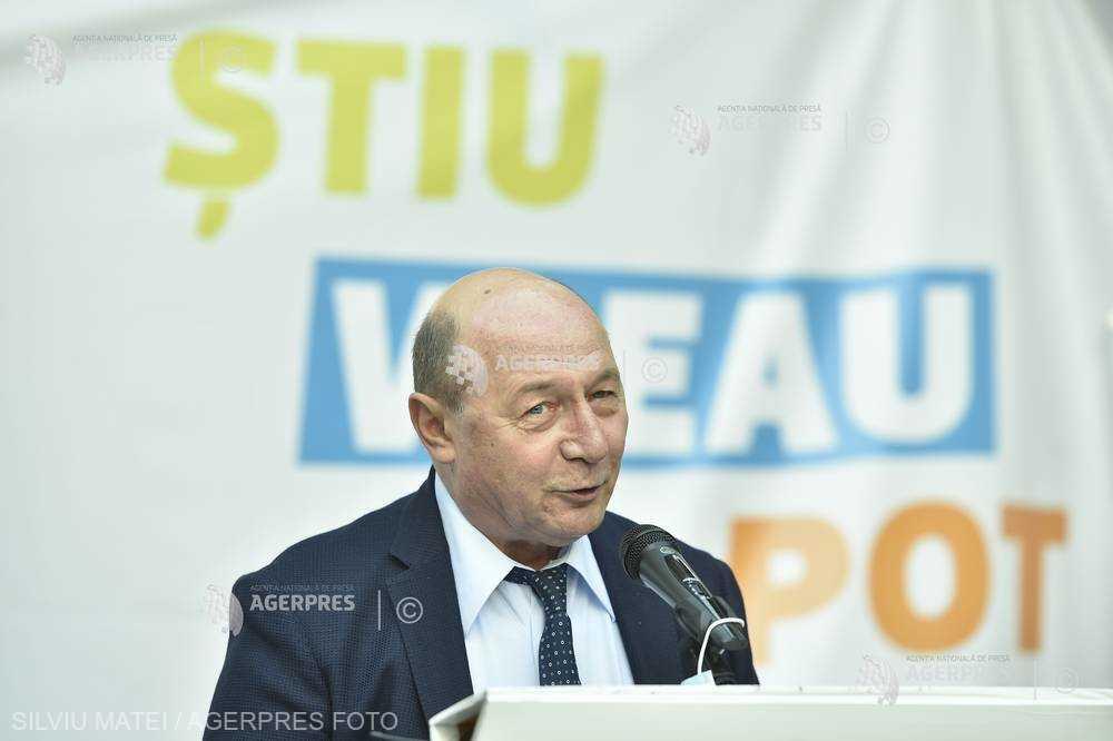 AlegeriLocale2020/Băsescu, despre Nicuşor Dan: Pentru o astfel de înregistrare, nepotul meu a..