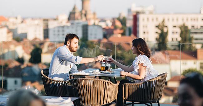 Sky Restaurant – cel mai înalt restaurant rooftop din Timișoara – are o nouă conducere