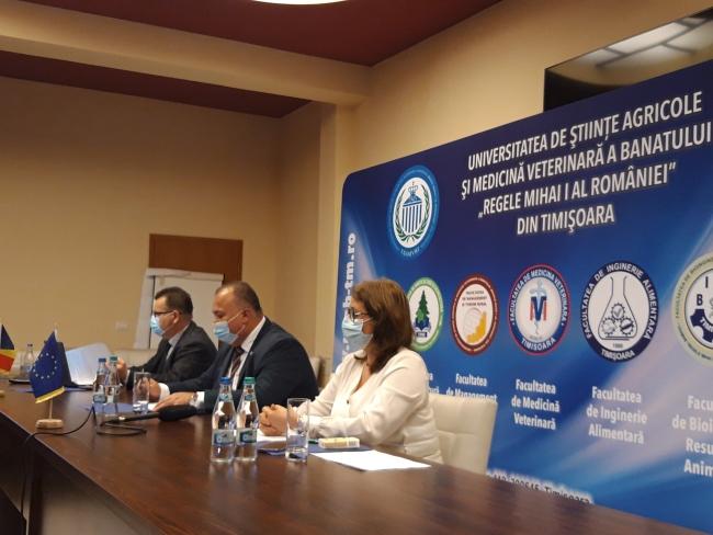 USAMVB va investi 44 de milioane de euro, fonduri UE, pentru a revigora genetica românească de inputuri în agricultură