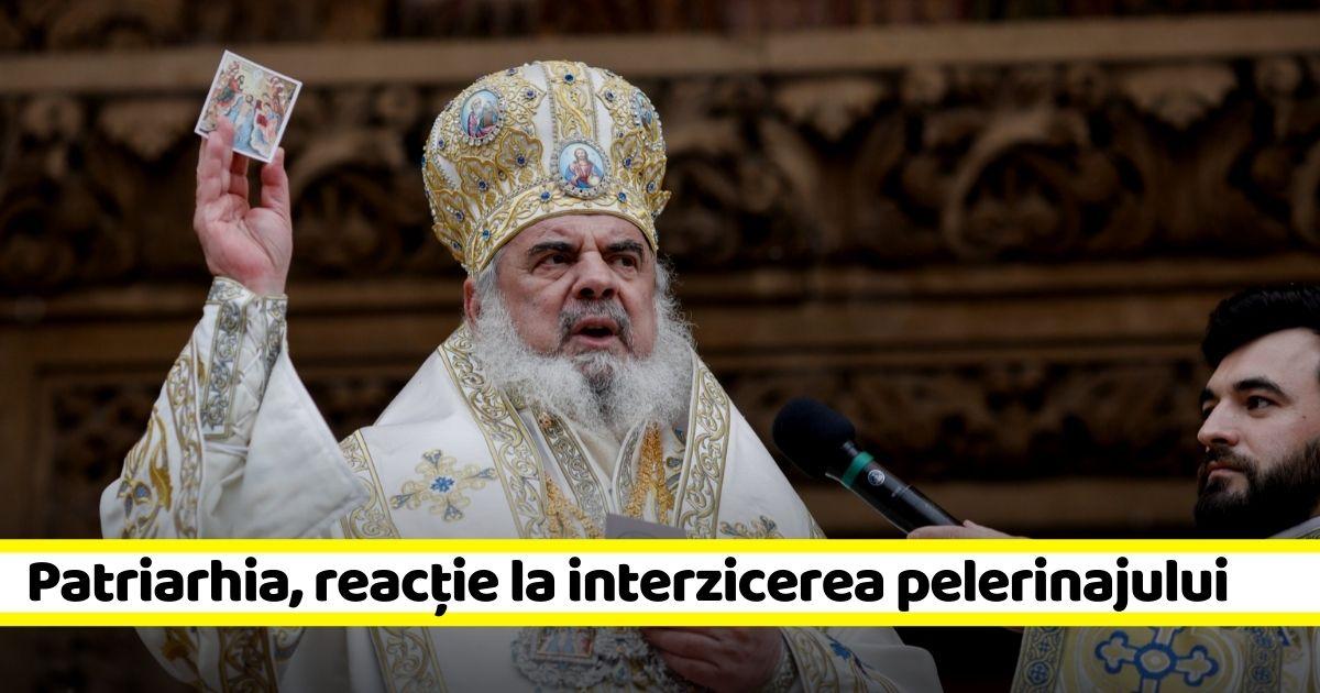 Patriarhul Daniel cere suspendarea deciziei de interzicere a pelerinajelor