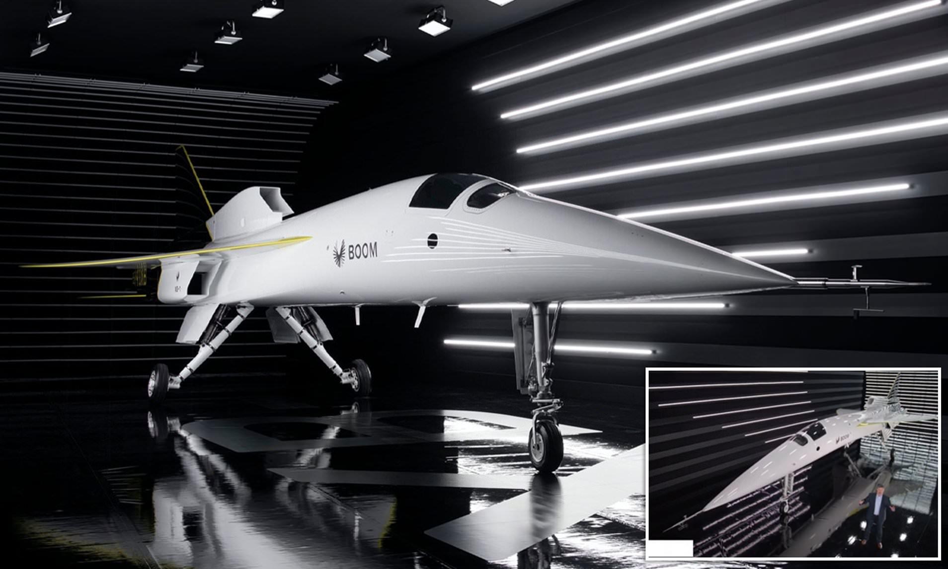 Avionul supersonic care ne-ar putea face călătoriile mai rapide ca niciodată