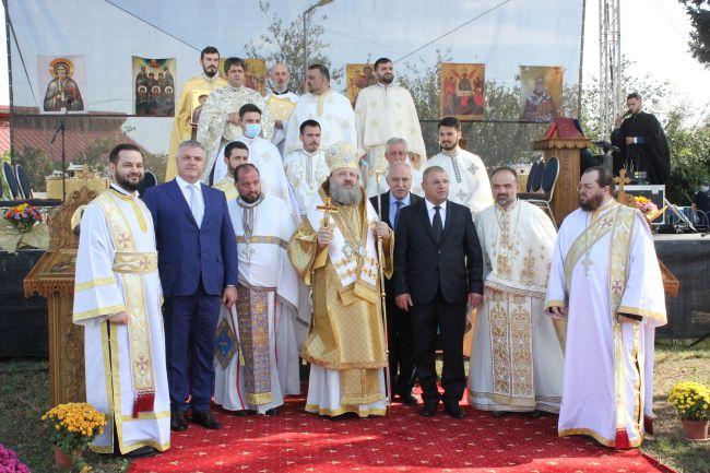 Corbeanca. PS Timotei Prahoveanul a sfințit lăcașul de cult de la Tamași – Jurnalul de Ilfov