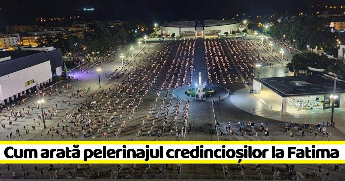 EXEMPLU: La Fatima, în Portugalia, s-a putut. Se putea și la Iași, dacă s-ar fi dorit! (FOTO)