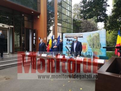 Consiliul Judeţean Galaţi, primul consiliu constituit din ţară, după alegerile din 27 septembrie (FOTO) – Monitorul de Galati – Ziar print si online
