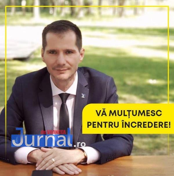 ULTIMĂ ORĂ! Cătălin Toma este, oficial, președintele Consiliului Județean Vrancea! | Jurnal de Vrancea – Stiri din Vrancea si Focsani