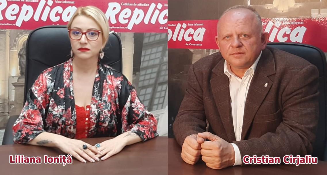 Cristian CÎRJALIU, primarul din AGIGEA: Structurile INTERLOPE din Km 5 au VRUT să PUNĂ MÂNA pe comuna Agigea!