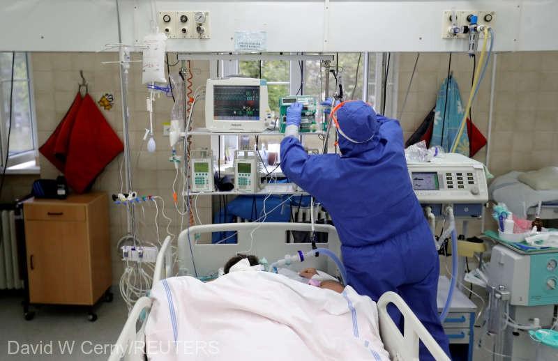 Coronavirus: Numărul deceselor a depăşit 200.000 în UE şi statele europene asociate, potrivit ECDC
