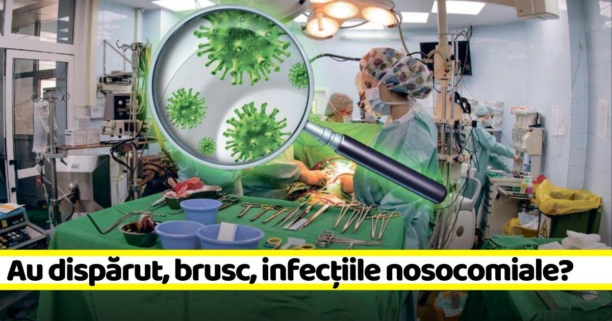 Se minte din nou? Spitalele au raportat zero infecţii nosocomiale la decedații Covid!