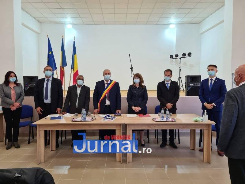 Mariean Pleșea a jurat pentru al doilea mandat de primar al comunei Tâmboești | Jurnal de Vrancea – Stiri din Vrancea si Focsani