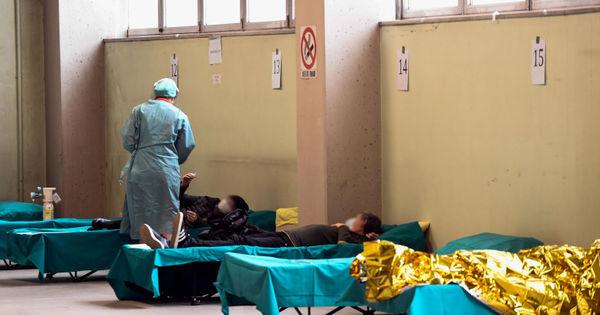 Prăpăd în Italia: Lombardia a ajuns din nou în linia întâi, numărul infectărilor a crescut îngrijorător