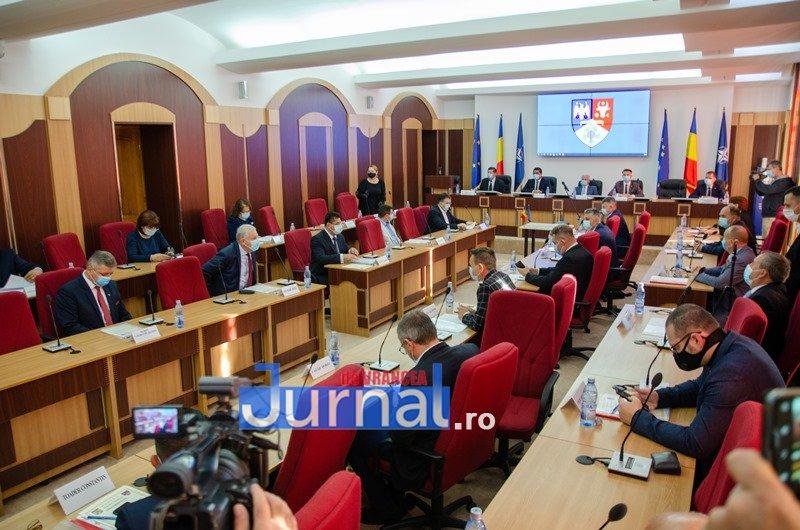CJ Vrancea se întrunește în ședință pentru prima dată de la constituire | Jurnal de Vrancea – Stiri din Vrancea si Focsani