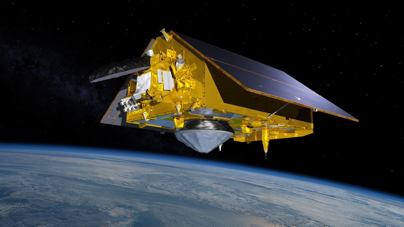 NASA și ESA lansează satelitul care măsoară creştererea nivelului mării