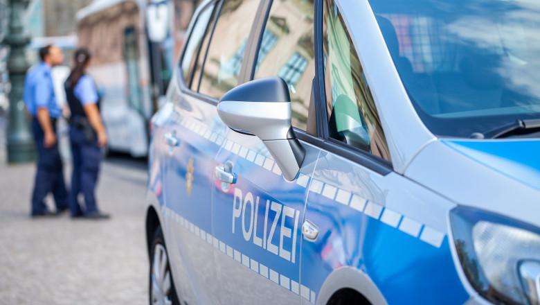 Polițiștii germani, revoltați. Ce au descoperit în mașina unui român implicat într-o cursă ilegală