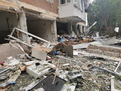 FOTO/VIDEO | Centrul oraşului, zguduit de o explozie pornită de la centrala unui apartament – Monitorul de Galati – Ziar print si online