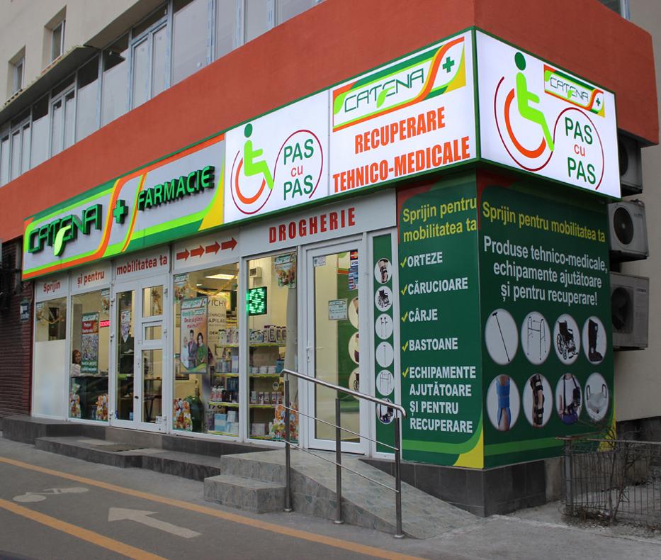 Fondatoarea lanțului de farmacii Catena a închiriat un depozit de 3.400 de mp într-un viitor parc logistic din Brașov – Biz Brasov