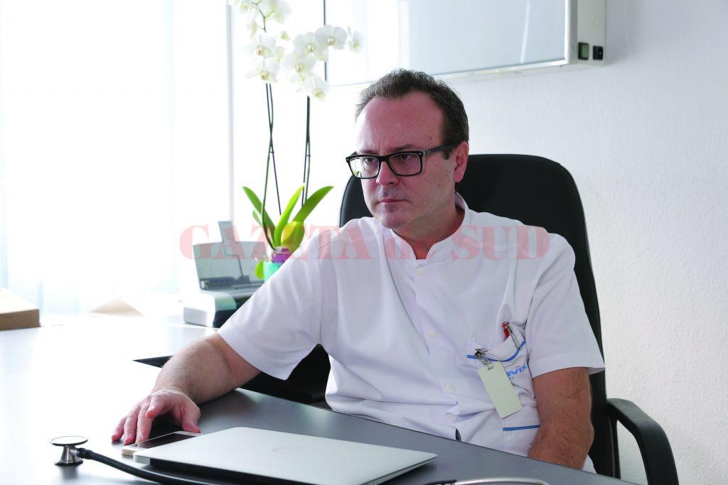 Tensiuni la Cardiologie SJU Craiova din cauza pacienţilor Covid