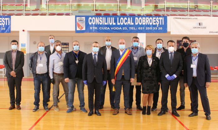 La Dobroeşti, o echipă pentru binele şi interesul cetăţenilor – Jurnalul de Ilfov