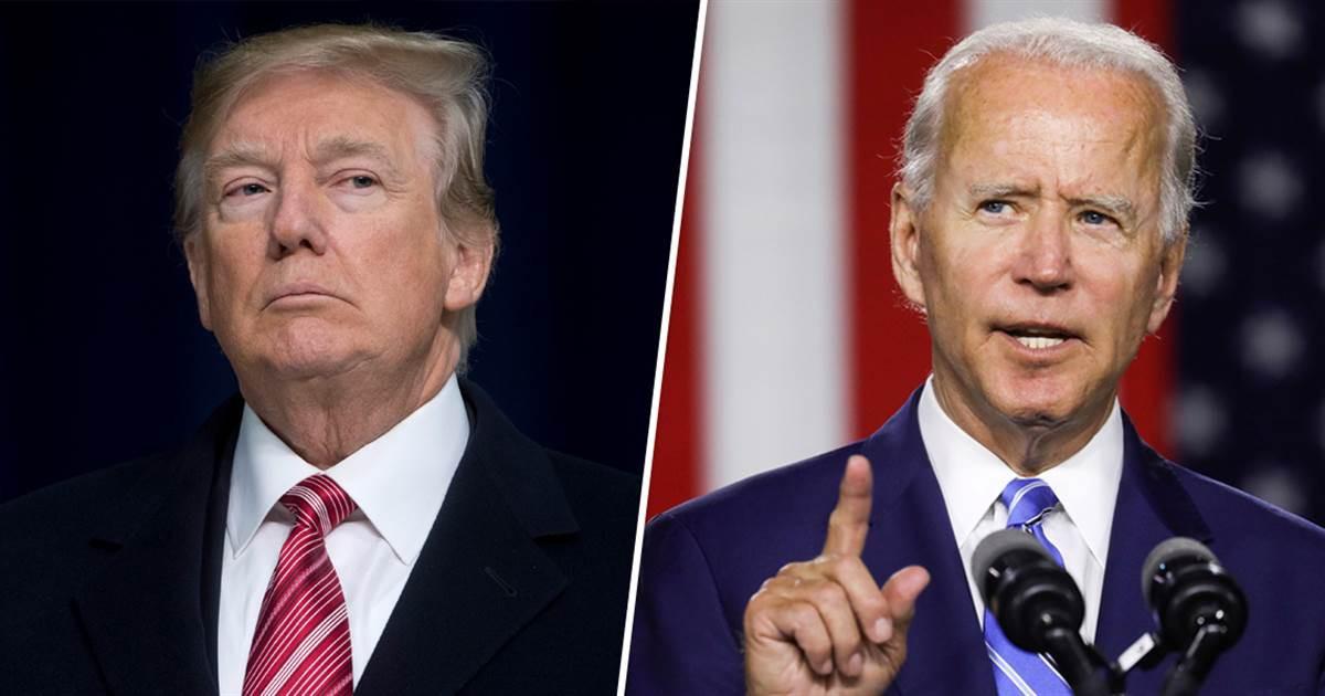 Ultimul sondaj din SUA: La cât a ajuns diferența dintre Joe Biden și Donald Trump