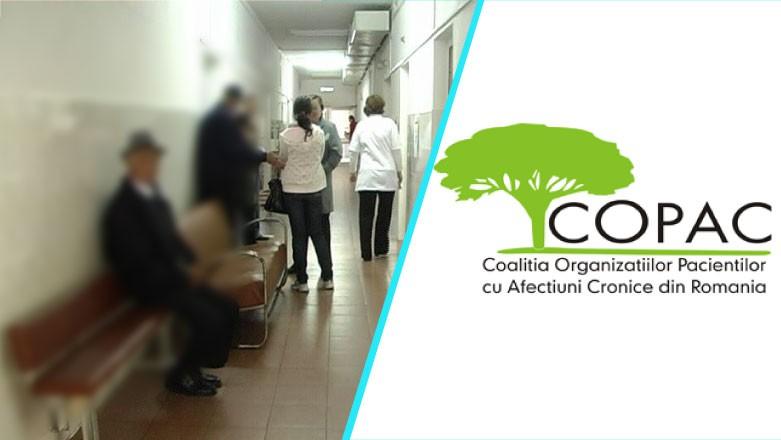 COPAC solicită o politică publică de asigurare a accesului la vaccinare pe durata întregii vieţi pentru pacienţii cronici