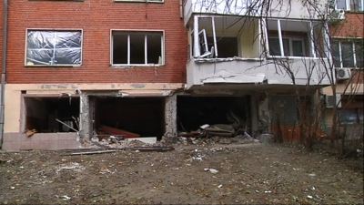 Victima arsă din blocul care a explodat în centrul Galațiului a decedat – Monitorul de Galati – Ziar print si online