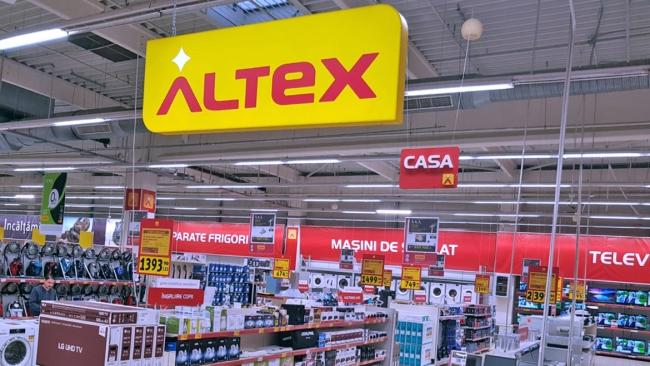 Altex, investiție de peste 5 milioane de euro la Lugoj