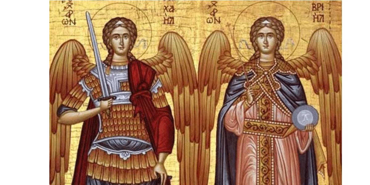 Sărbătoarea Sfinților Arhangheli Mihail și Gavriil ( 8 noiembrie) ©