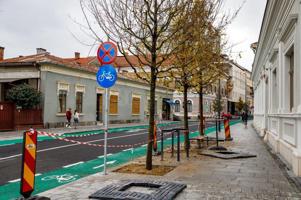 """Calvarul din centrul Clujului, aproape de final. """"Le-am dat termen până de Ziua Națională"""""""