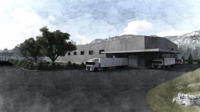 Începe construcția Centrului de legume și fructe de la Tomnatic, în valoare de 4,5 milioane euro