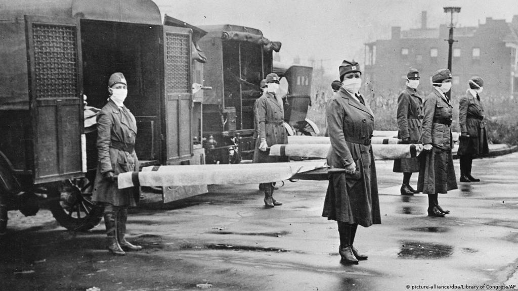 Lecțiile gripei spaniole: Al doilea val al pandemiei ar putea provoca mai multe decese decât primul