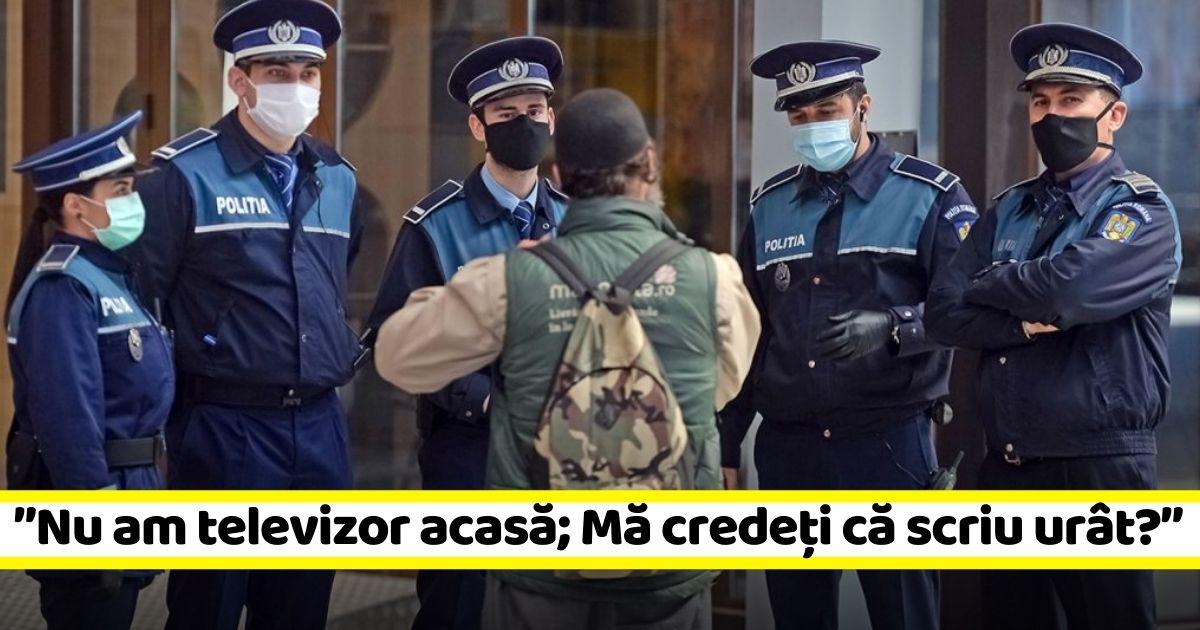 M.A.I. prezintă MOTIVELE COMICE invocate de românii prinși pe stradă după ora 23.00