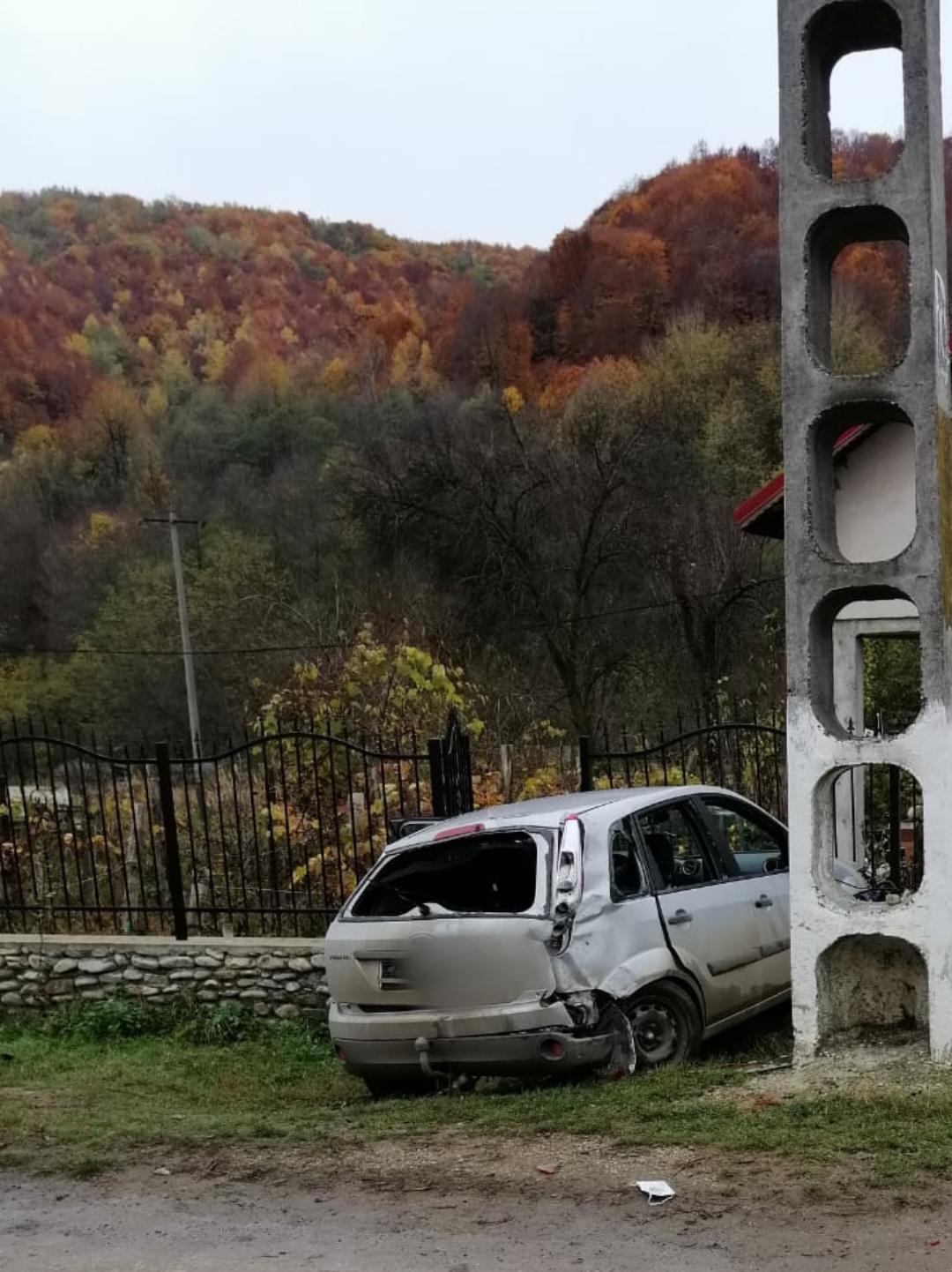 Femeie implicată într-un accident mortal în localitatea Alunu