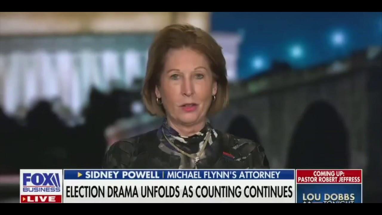 Avocata care i-a dat-o la temelie lui Obama în cazul Flynn: Sunt tone de dovezi! Sute de mii de buletine de vot vor trebui să fie aruncate. Și toate sunt pentru Biden