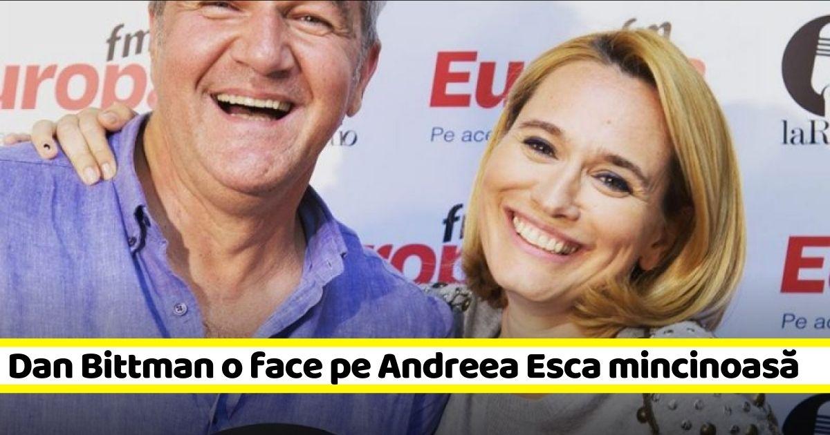 """Bittman lovește din nou: """"Andreea Esca şi-a înscenat îmbolnăvirea cu Covid!"""" (VIDEO)"""