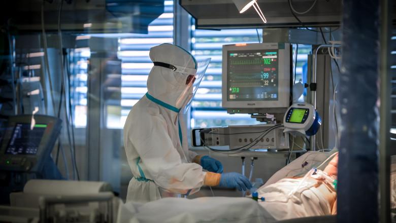 """Italia: date """"îngrozitoare"""" despre numărul noilor infecţii, ministrul Sănătăţii cere lockdown"""
