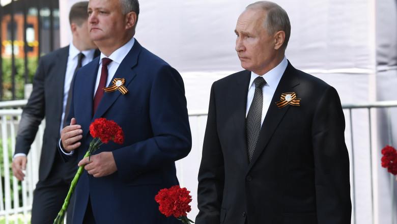 Prima reacție a Rusiei, după alegerile din Republica Moldova