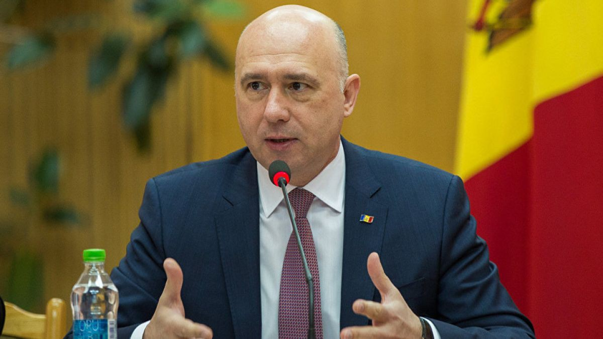 Liderul PDM, Pavel Filip, propune un guvern de uniune naţională şi alegeri parlamentare anticipate