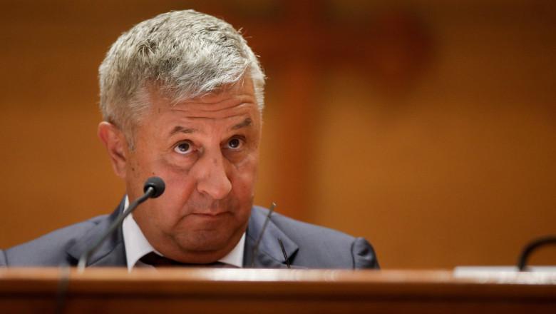 Florin Iordache rămâne președintele Consiliului Legislativ