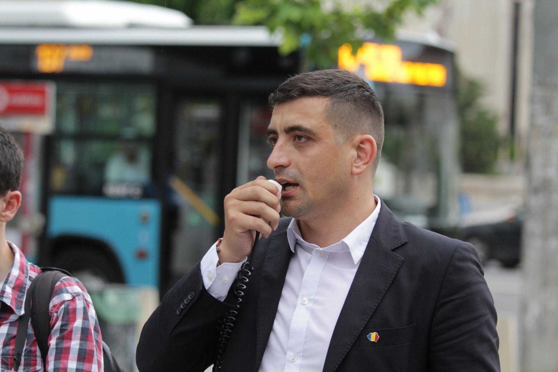George Simion: Trebuie să oprim felul în care funcționează sistemul românesc actual