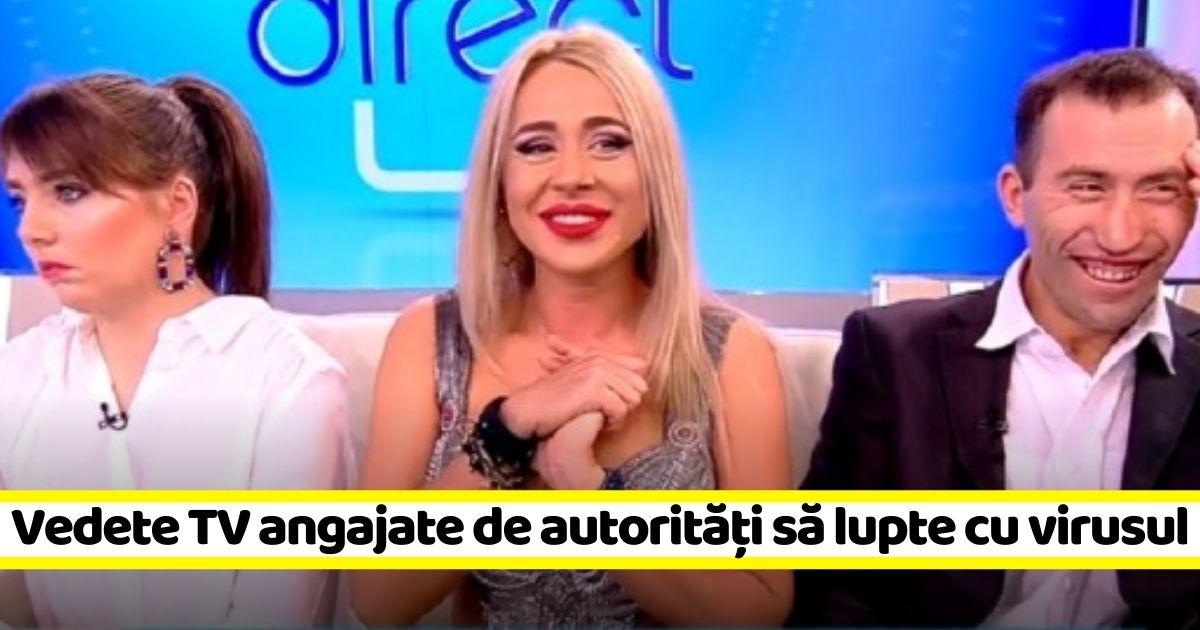"""De la emisiunea """"Viorel și Vulpița"""", angajată de autorități fără concurs în cadrul DSP București"""