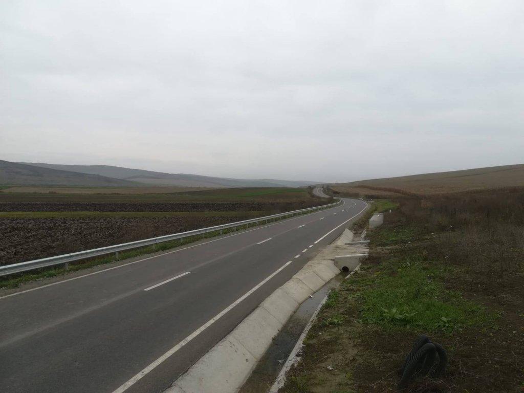 Cluj: E gata lotul I din Drumul Bistriței. Lucrările au fost finalizate cu 6 luni înainte de termen