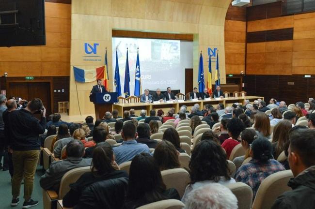 Cinci proiecte în sprijinul absolvenților Universității de Vest Timișoara pentru a accesa piața muncii
