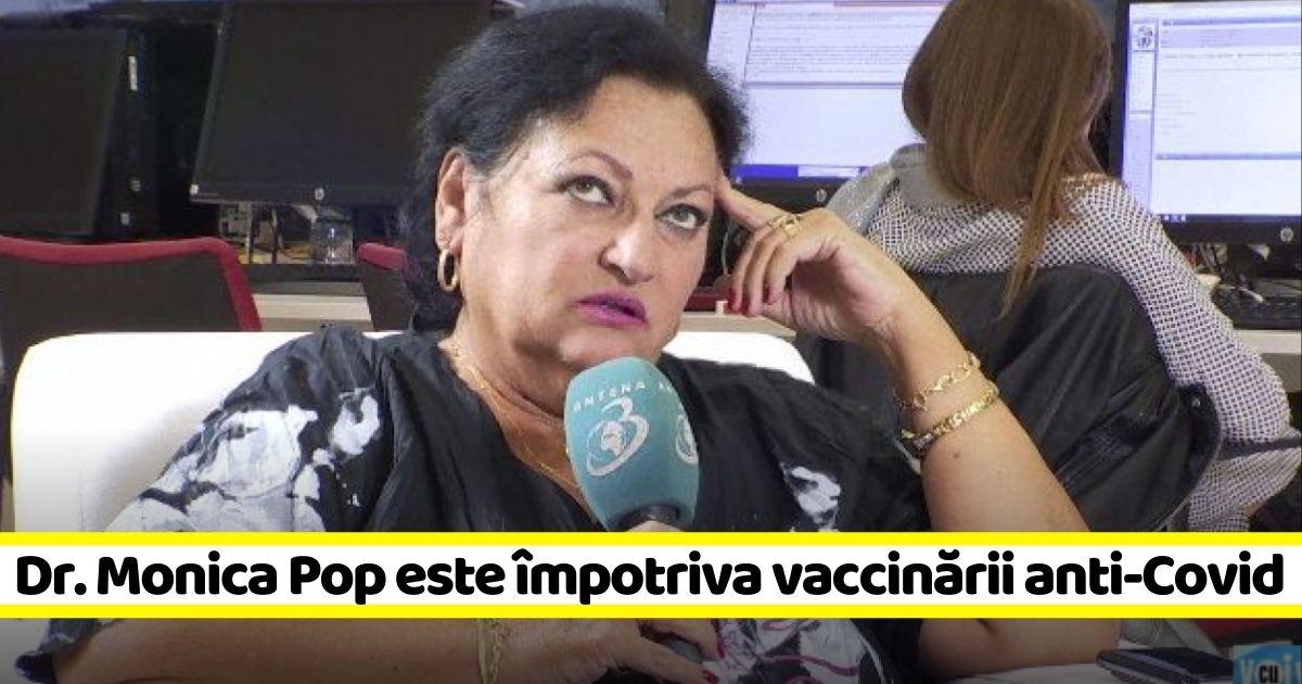 Un șef de spital îi sperie pe români că vor face leucemie dacă se vaccinează anti-Covid