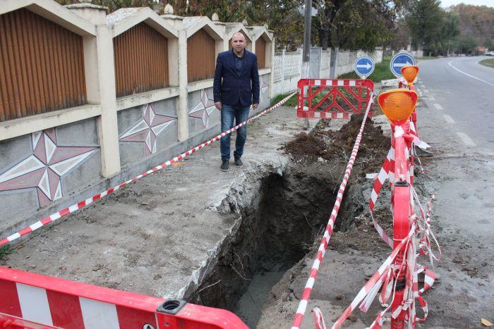 La Afumaţi, activitatea continuă în acelaşi ritm susţinut de dezvoltare a comunei – Jurnalul de Ilfov