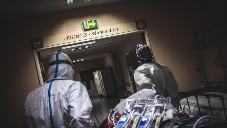 OMS: În Europa o persoană moare de COVID la fiecare 17 secunde