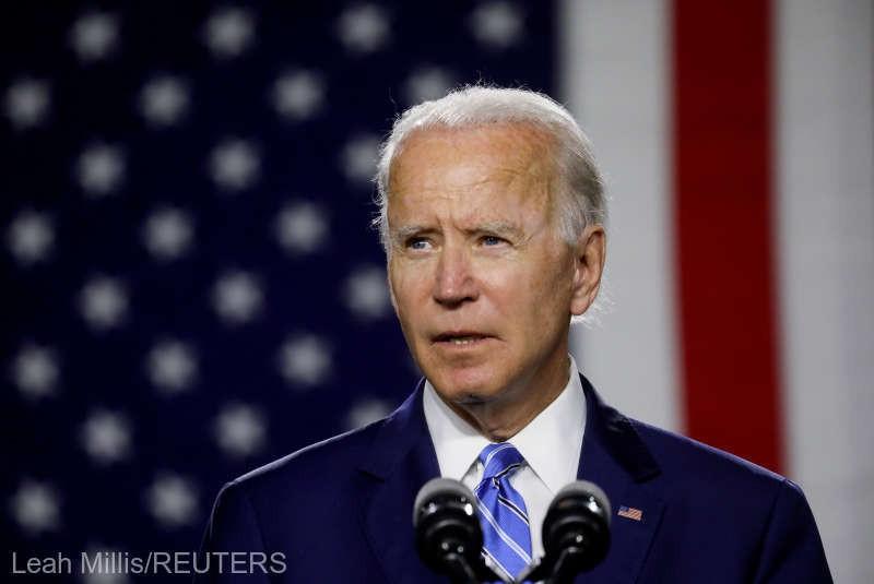 """Coronavirus: Biden afirmă că nu va impune """"carantină naţională"""""""